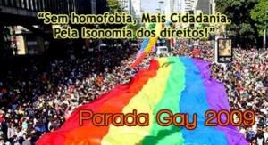 parada gay 2009