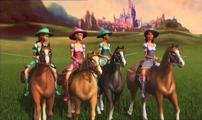 Oficina Barbie e As Três Mosqueteiras na Livraria Cultura