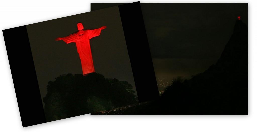 Cristo Redentor AIDS