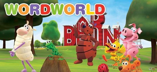 WordWorld chega do Discovery Kids estimulando o aprendizado da língua inglesa