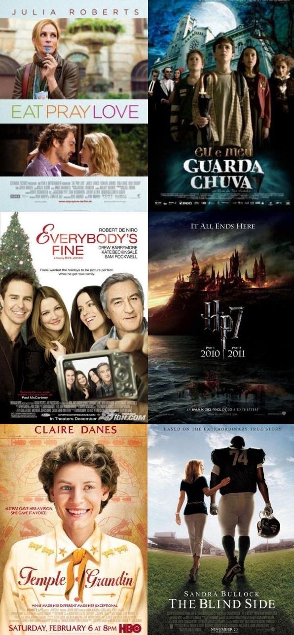 Meu filme preferido em 2010