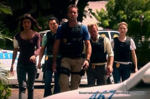 Hawaii Five-O em novembro no AXN