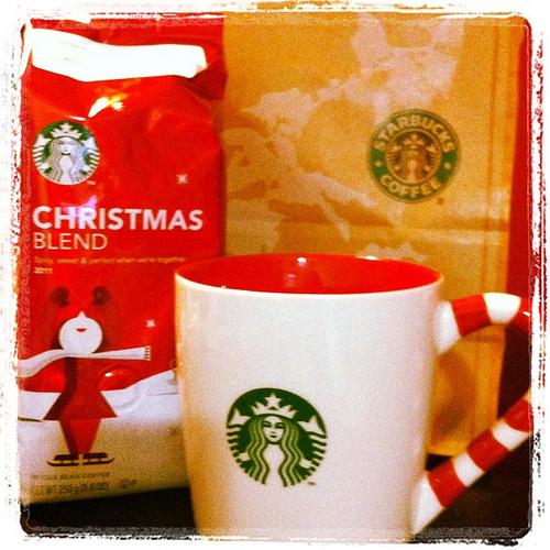 Sorteio: Natal Starbucks
