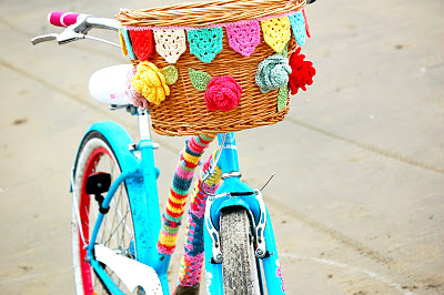 Bike colorida