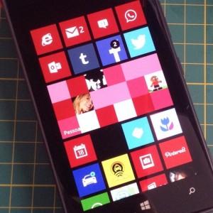Contatos Pessoas no Windows Phone