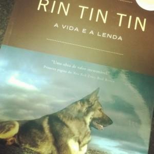 livro rin tin tin