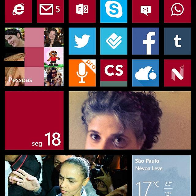Windows Phone 8.1 desembarca no Brasil