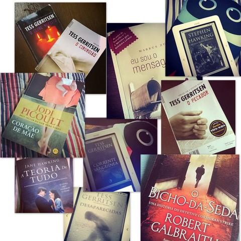 Livros 2015