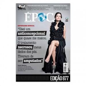 revista época edição 877