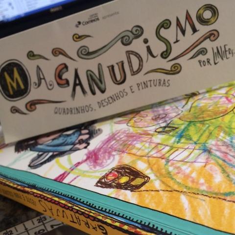 Exposição Macanudismo traz tiras originais de Liniers a São Paulo