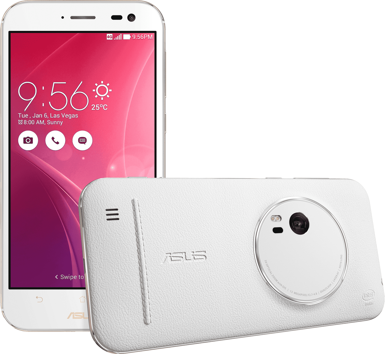 Asus lança oficialmente o Zenfone Zoom e mais duas novidades no Brasil