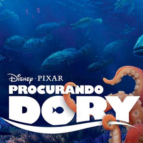 Cinema: Procurando Dory #oieusouadory #maecomfilhos