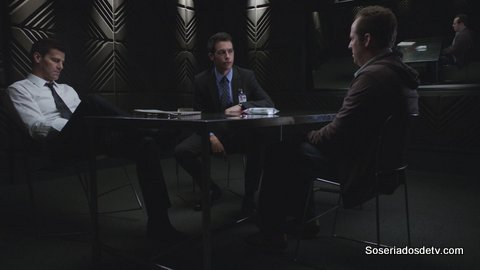 Bones: The Donor in the Drink (11x03)
