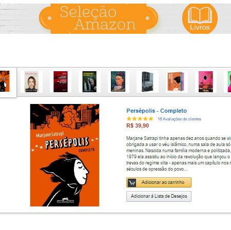 Seleção Amazon: 10 livros sobre Heroínas da Vida Real