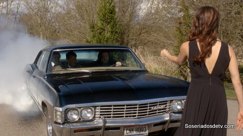 Supernatural: All in the Family  (11x21)