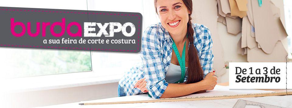 Burda Expo 2016 - de 01 a 03 de Setembro