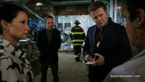 Elementary: Down Where the Dead Delight (4x11)