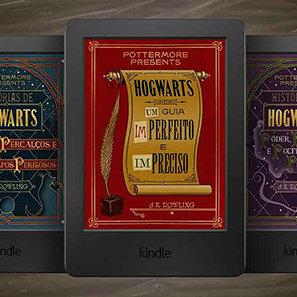 Histórias de Hogwarts em 3 ebooks Amazon