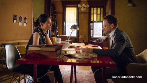 Elementary: Who Is That Masked Man? (4x14)