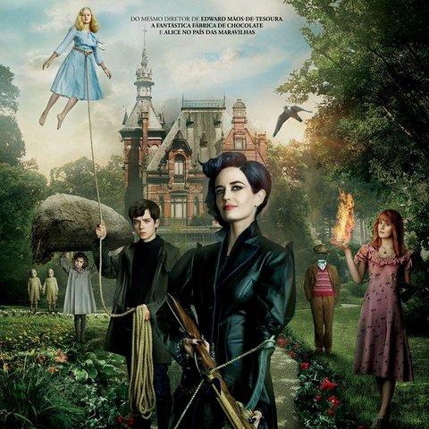 Cinema: Lar da Senhora Peregrine Para Crianças Peculiares