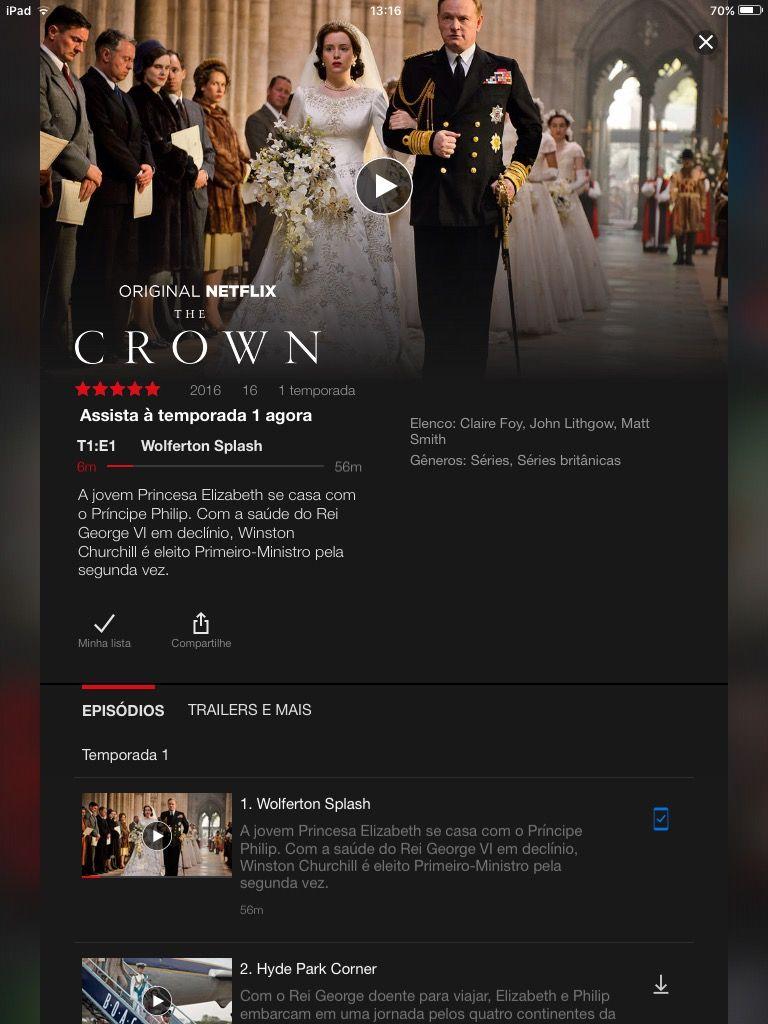 Netflix libera atualização que permite fazer o download de títulos para assistir depois