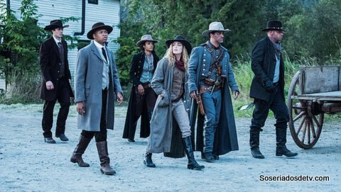 Legends Of Tomorrow: Outlaw Country (2x06)
