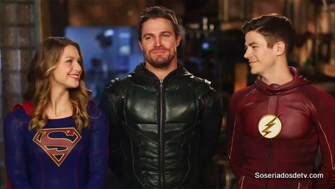 Invasion! (Crossover Flash, Arrow e DC's Legends Of Tomorrow)
