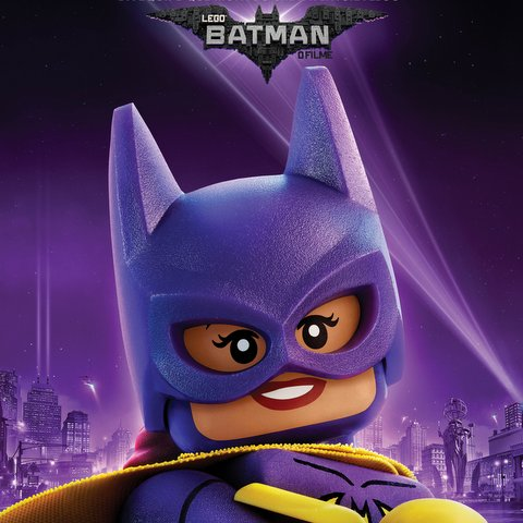 Cinema:  LEGO® Batman - O Filme