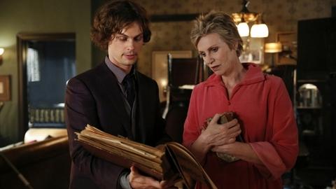 Criminal Minds: Surface Tension (12x11)