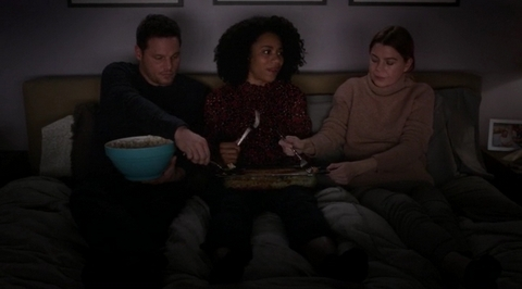 Grey's Anatomy: None of Your Business (13x12)