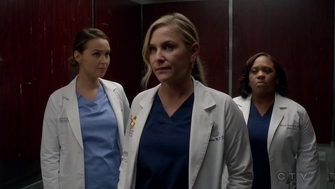 Grey's Anatomy: You Can Look (But You'd Better Not Touch) (13x10)
