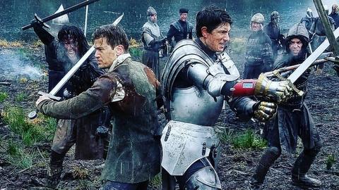 Legends Of Tomorrow: Camelot/3000 (2x12)