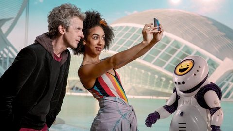 Doctor Who: Smile (10x02)