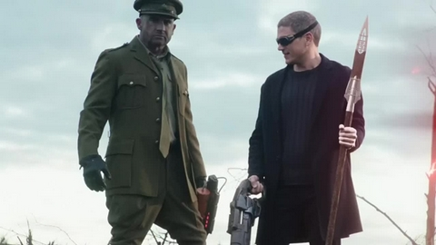 Legends Of Tomorrow: Fellowship of the Spear  (2x15)