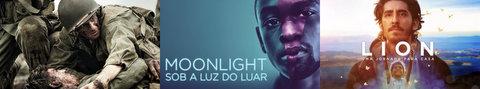 Estreias Netflix Maio - Até O Ultimo Homem - Moonlight - Lion