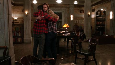 Supernatural: Who We Are (12x22)