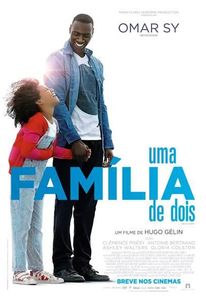 Uma Família de Dois traz o carisma de Omar Sy e emociona