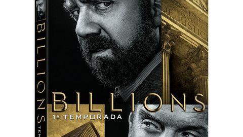 Paramount lança 1ª temporada de Billions em DVD