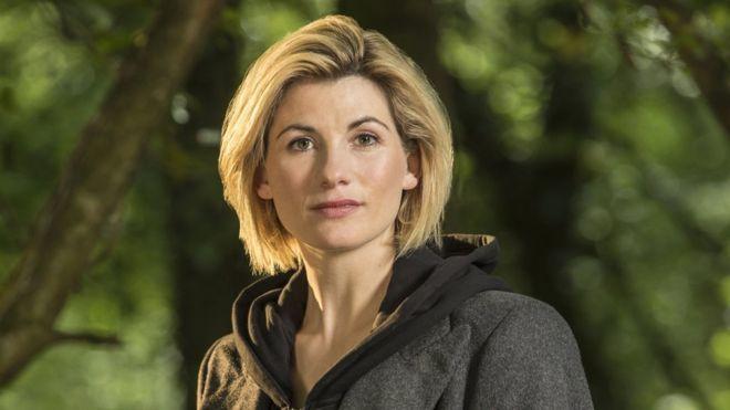 O 13º Doctor é uma doutora: Jodie Whittaker