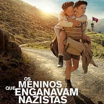 Os Meninos que Enganavam Nazistas conta de forma delicada a tocante história de uma família judia