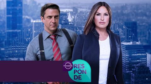 Fãs de Law & Order SVU podem fazer perguntas aos personagens da série em ação do Canal Universal