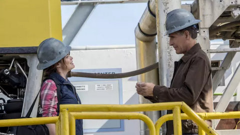 NCIS New Orleans: Hell on the High Water (3x12)