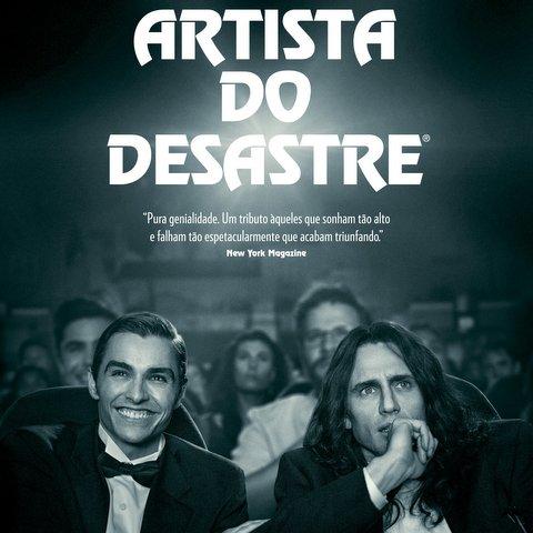 Artista do Desastre estreia no Brasil durante a 19ª edição do Festival do Rio
