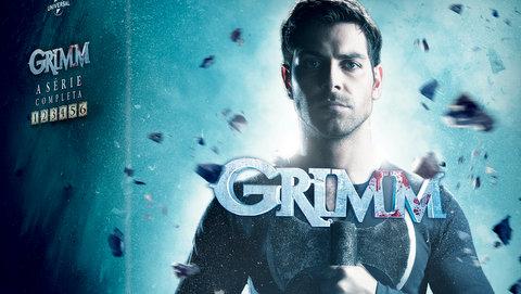 GRIMM: box com todas as temporadas chega às lojas e encontro de fãs acontece neste final de semana