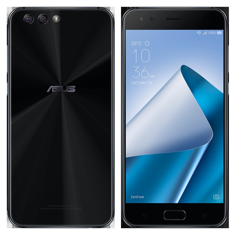 Zenfone Product Photo Black Bild Mote