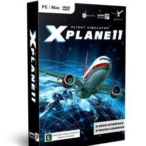 Simulador de voo mais realista do planeta, X-Plane 11 para Windows e Mac chega ao Brasil