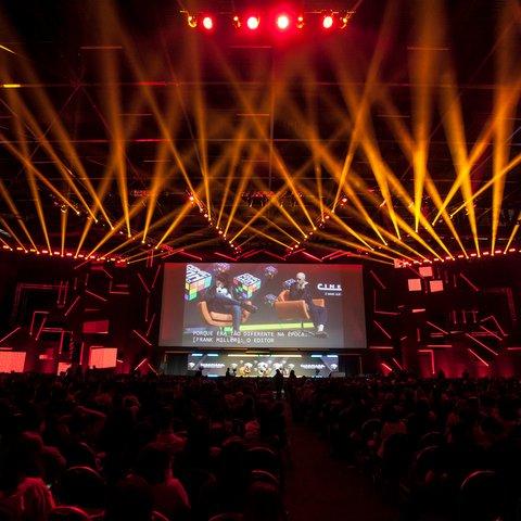 Cinemark marca presença na CCXP 2017 com o maior auditório do evento