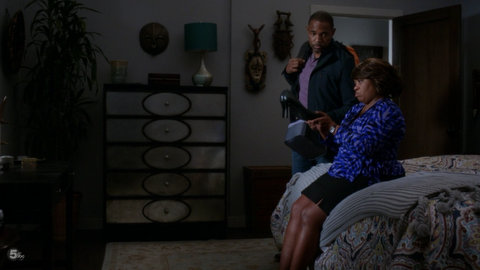 Grey's Anatomy: Get Off on the Pain (14x02)