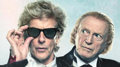 Cinermak exibe Doctor Who - Twice Upon a Time no dia 25 de Dezembro