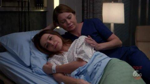 Grey's Anatomy: Go Big or Go Home (14x03)